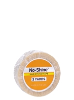 "No-Shine 3/4"" x 3yds - Hair Tape Adhesive -- Walker Tape"