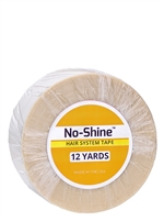 "No-Shine 1 1/2"" x 12yds - Hair Tape Adhesive -- Walker Tape"