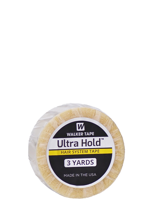 "Ultra Hold 3/4"" x 3yds - Hair Tape Adhesive -- Walker Tape"