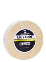 "Ultra Hold 3/4"" x 12yds - Hair Tape Adhesive -- Walker Tape"