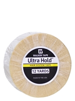 "Ultra Hold 1 1/2"" x 12yds - Hair Tape Adhesive -- Walker Tape"
