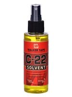 C-22 Solvent - Hair Adhesive Remover -- Walker Tape