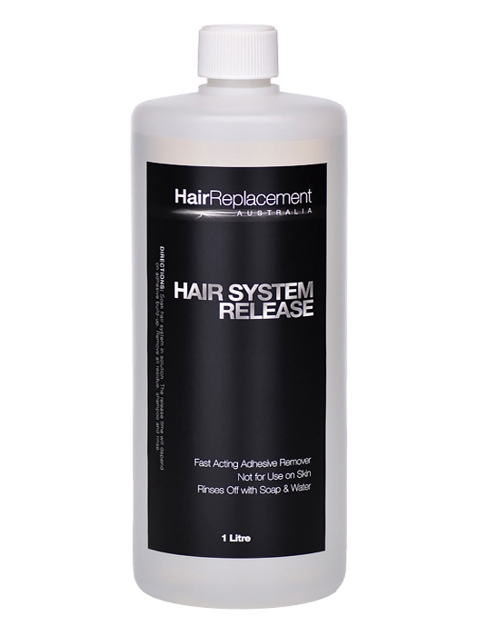 Hair System Release - 1 Litre -- Hair Replacement Australia