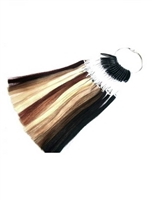 Hair System Colour Ring -- Hair Replacement Australia