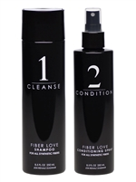 Synthetic Shampoo & Conditioner -- Jon Renau