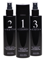 Synthetic Hair Care Set -- Jon Renau
