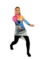 Printed Colorguard Tunic