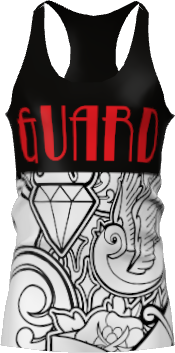 Tank Top for Colorguard, Choir, Band, Orchestra, Winds, Brass, Percussion