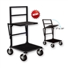 Single Tilting Speaker Cart