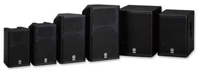 Yamaha DXR15 Mk II Powered Loudspeaker