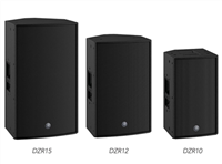 Yamaha DZR Active Loudspeakers