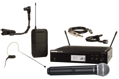 Shure BLX Wireless Microphone System