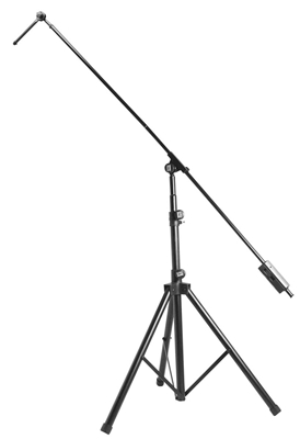 Tripod Studio Boom Stand for Shotgun Microphones