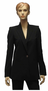 Riani black longer length jacket