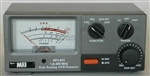 MFJ-872 HF/VHF SWR/Power Meters - 1.8 - 200 MHz