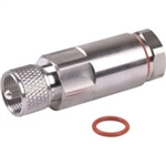 "RFU-502-H1 UHF Male Connector for 1/2"" Hardline"