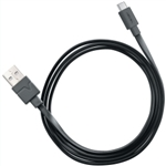Ventev - Micro USB Cable, Black, 6ft