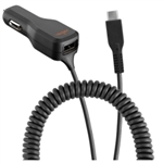 Ventev Car Charger - Type C USB