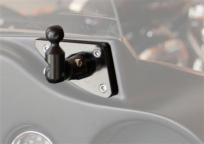 Harley-Davidson Bat Wing Fairing Mount