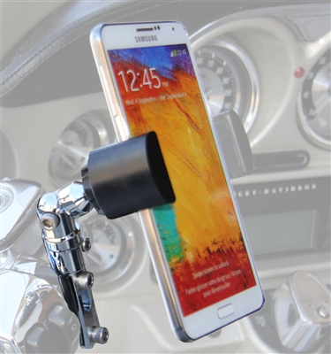 Standard and Metric Control TechGripper Motorcycle Cellphone Mount