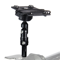 Motorcycle Cell Phone And Radar Detector Mounts