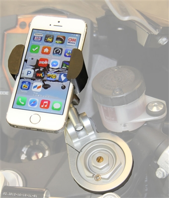 Aprilia, Ducati and Moto Guzzi Motorcycle Cell Phone Mount