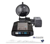 Escort Escort iXc Radar Detector & Escort M1 Dashcam Bundle