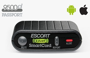SmartCord Live Android/iPhone Version - Passport 9500ci & Beltronics STi-R Plus Custom Installed Models