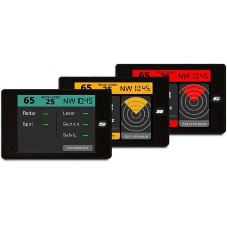 Police Radar Jammer >> Stinger Vip Radar Detector And Laser Jammer