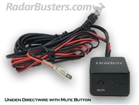 Uniden Hardwire Kit with Mute Button