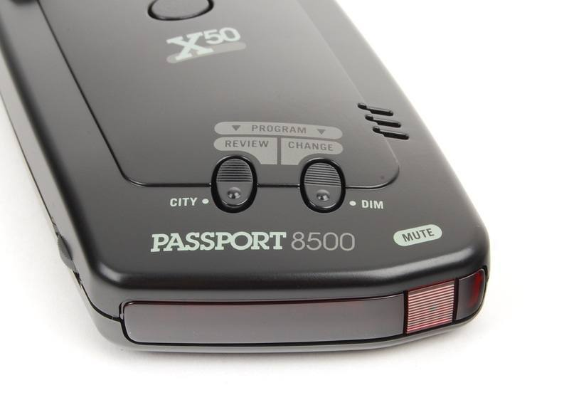 Passport escort 8500 x50