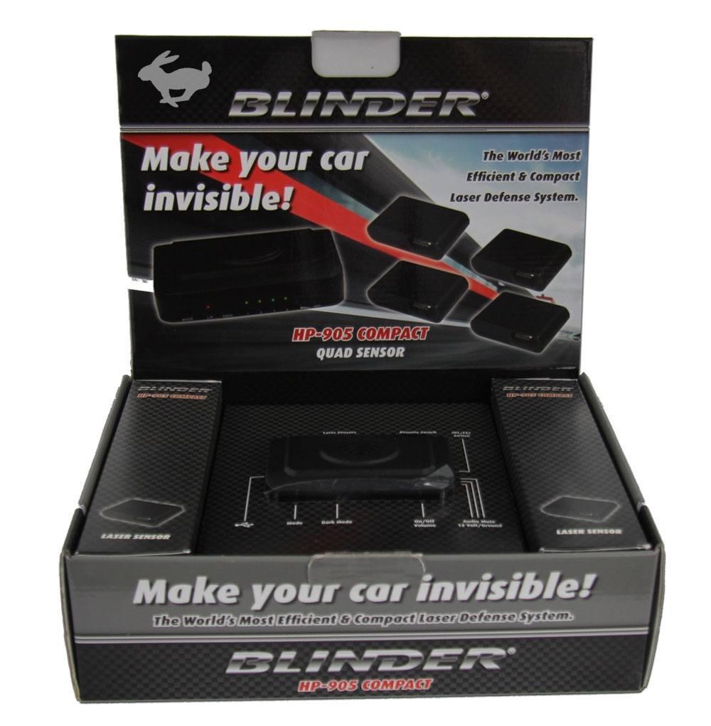 Police Radar Jammer >> Blinder Hp 905 Laser Jammer