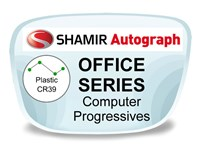 Shamir Office AutographNo-Line HD CPUPlastic Prescription Eyeglass Lenses