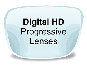 Digital HD Progressive Lenses