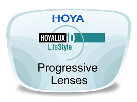 Hoya Lifestyle Digital Progressive Eyeglass Lenses