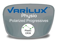 Varilux Physio Progressive (no-line) Plastic Polarized Prescription Eyeglass Lenses