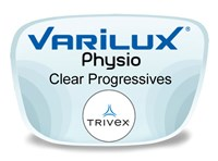 Varilux Physio Progressive (no-line) Trivex Prescription Eyeglass Lenses