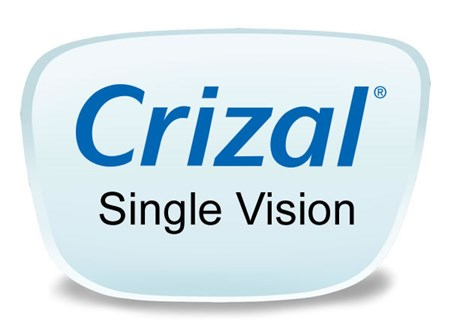 Crizal Avance Sapphire Prevencia Single Vision Prescription Eyeglass Lenses