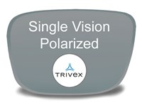 Single Vision Trivex Polarized Prescription Eyeglass Lenses