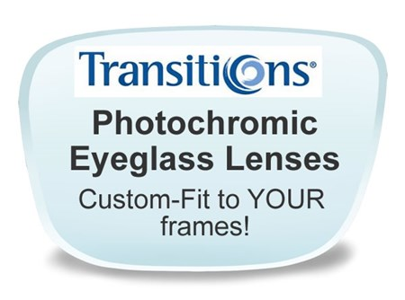 Transitions Eyeglass Lenses
