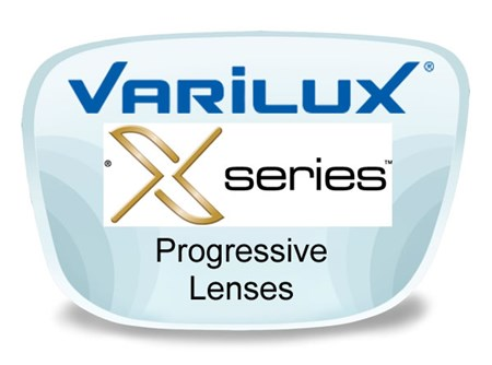 Varilux X Series Progressive (no-line) Prescription Eyeglass Lenses