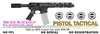 Pistol Tactical Kit 80% -300 AAC