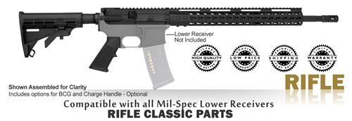 Rifle Classic Parts