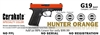 G19 Kit 80% - Compact - Hunter Orange