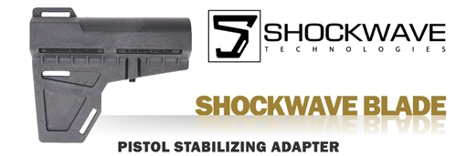 Shockwave Blade - Pistol Stabilizer