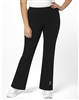 Plus Size Yoga Pants - Black