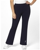 Plus Size Yoga Pants - Navy