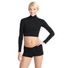 Capezio | Turtleneck Long Sleeve Top | 10637-CAP-TB107