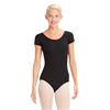 Capezio | Short Sleeve Leotard | 10651-CAP-TB133