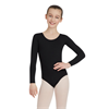 Capezio | Long Sleeve Leotard - Girls | 10652-CAP-TB134C